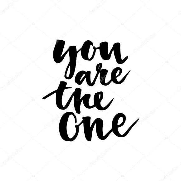 youare the one